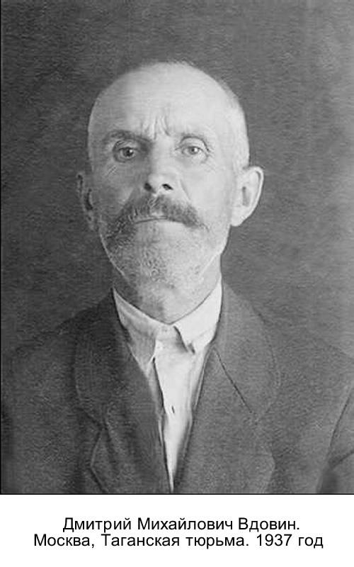 Мученик Димитрий Коломенский (Вдовин)
